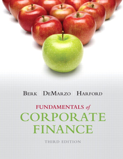 Fundamentals of Corporate Finance, CourseSmart eTextbook, 3rd Edition
