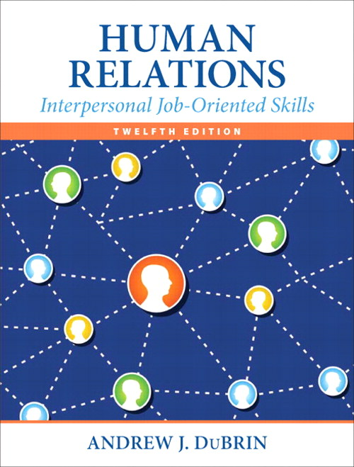 Human Relations: Interpersonal Job-Oriented Skills, CourseSmart eTextbook, 12th Edition