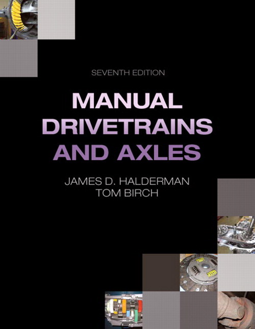 Manual Drivetrains and Axles, 7th Edition