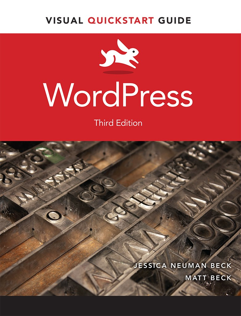 WordPress: Visual QuickStart Guide, CourseSmart eTextbook, 3rd Edition