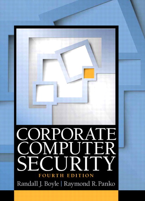 Corporate Computer Security, CourseSmart eTextbook, 4th Edition