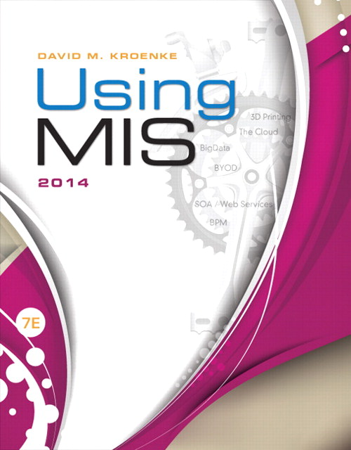 Using MIS, 7th Edition