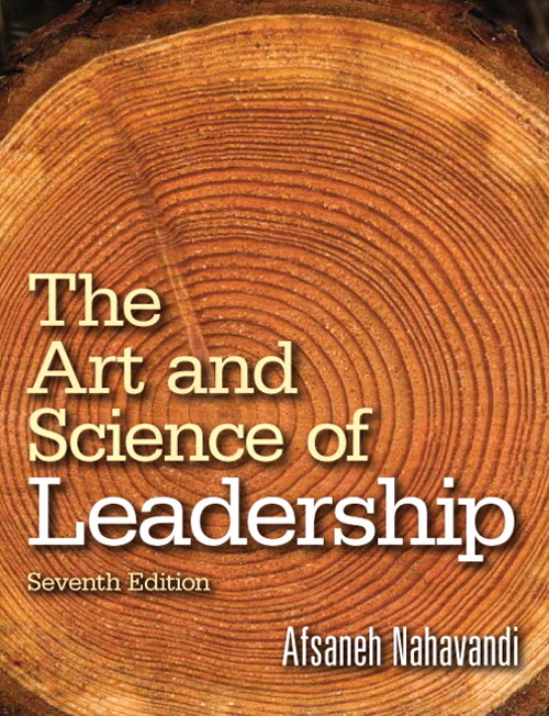The Art and Science of Leadership, CourseSmart eTextbook, 7th Edition