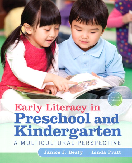 Early Literacy in Preschool and Kindergarten: A Multicultural Perspective, CourseSmart eTextbook, 4th Edition