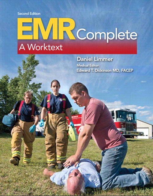 EMR Complete: A Worktext, CourseSmart eTextbook, 2nd Edition