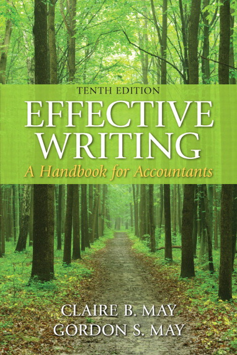 Effective Writing, CourseSmart eTextbook, 10th Edition