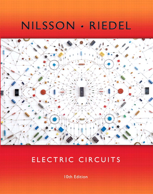 Electric Circuits, CourseSmart eTextbook, 10th Edition