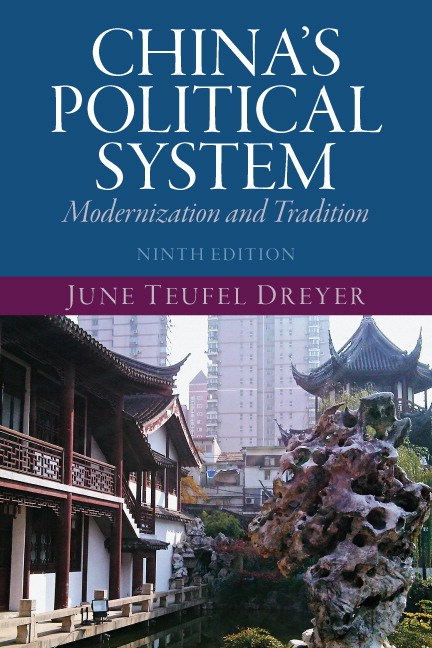 China's Political System, CourseSmart eTextbook, 9th Edition