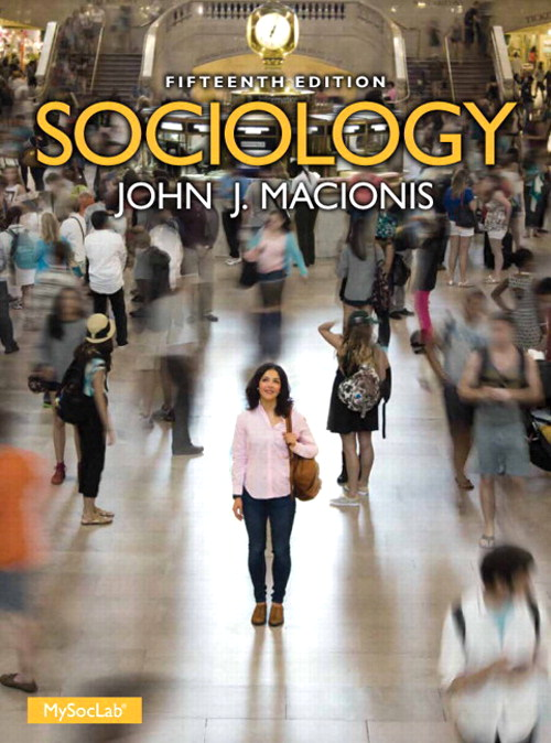 Sociology, Books a la Carte Edition, 15th Edition