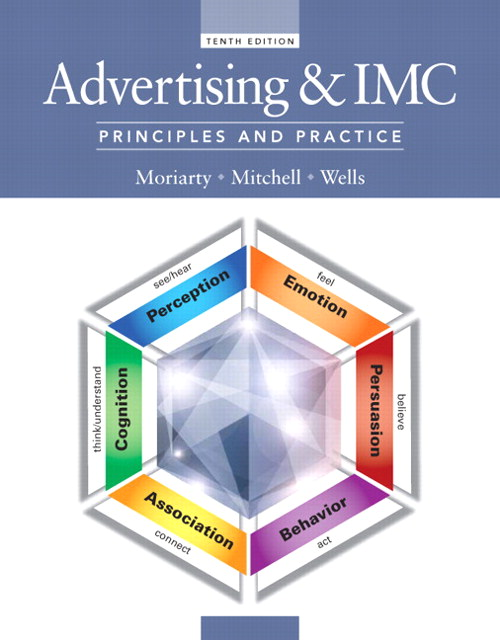 Advertising & IMC: Principles and Practice Plus 2014 MyMarketLab with Pearson eText -- Access Card Package, 10th Edition