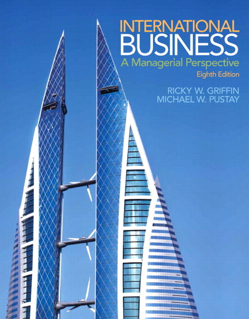 International Business: A Managerial Perspective Plus 2014 MyManagementLab with Pearson eText -- Access card Package, 8th Edition