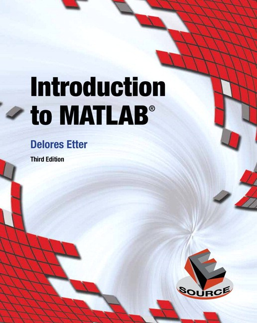 Introduction to MATLAB, CourseSmart eTextbook, 3rd Edition