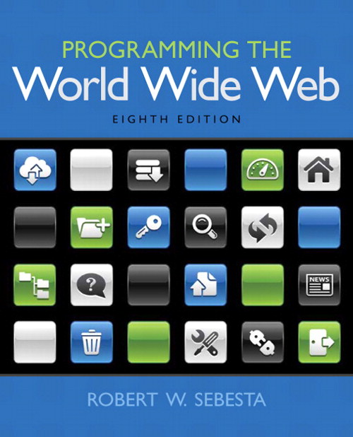 Programming the World Wide Web, 8th Edition