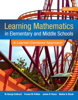 Learning Mathematics in Elementary and Middle School: A Learner-Centered Approach, Enhanced Pearson eText with Loose-Leaf Version -- Access Card Package, 6th Edition