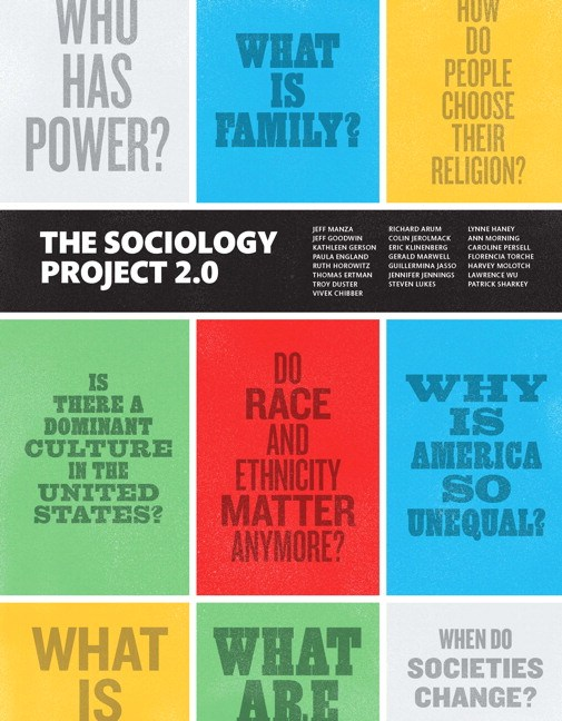 Sociology Project, The: Introducing the Sociological Imagination, 2nd Edition