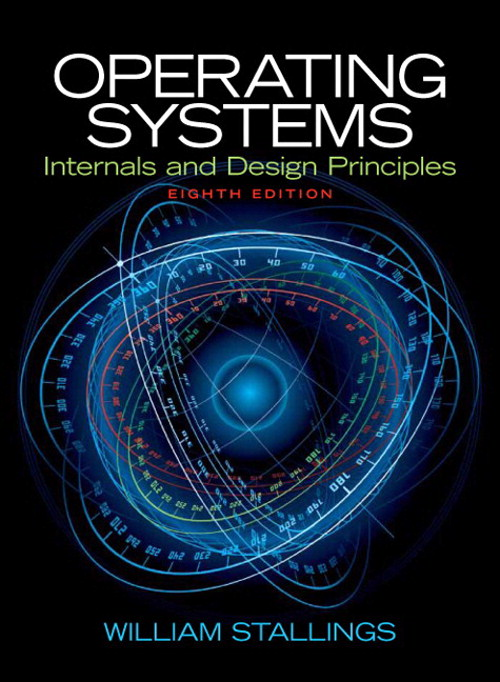 Operating Systems: Internals and Design Principles, CourseSmart eTextbook, 8th Edition