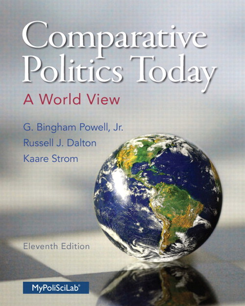 Comparative Politics Today: A World View, 11th Edition