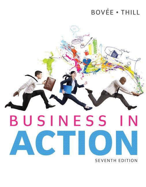 Business in Action Plus 2014 MyBizLab with Pearson eText -- Access Card Package, 7th Edition