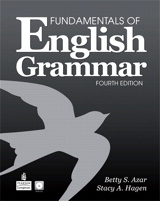 Value Pack: Fundamentals of English Grammar (with Audio CDs