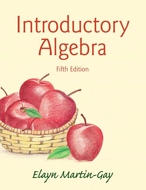 Introductory Algebra Plus NEW MyLab Math with Pearson eText -- Access Card Package, 5th Edition
