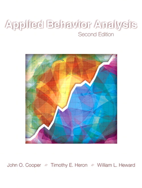 Applied Behavior Analysis, CourseSmart eTextbook, 2nd Edition