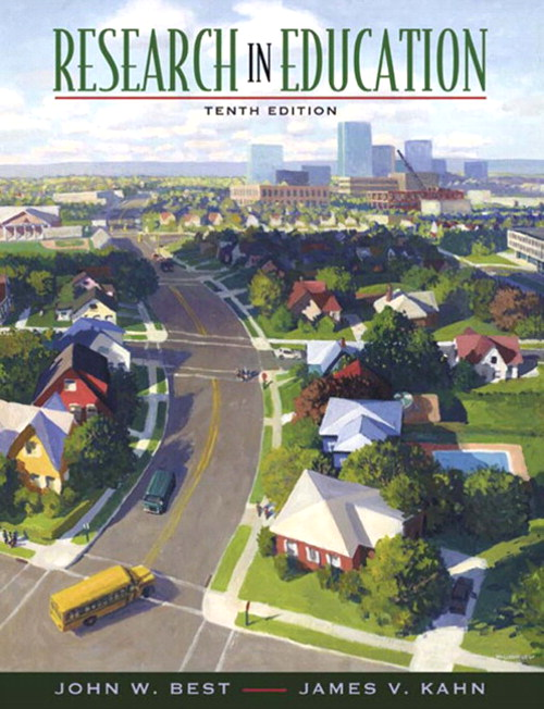 Research in Education, CourseSmart eTextbook, 10th Edition