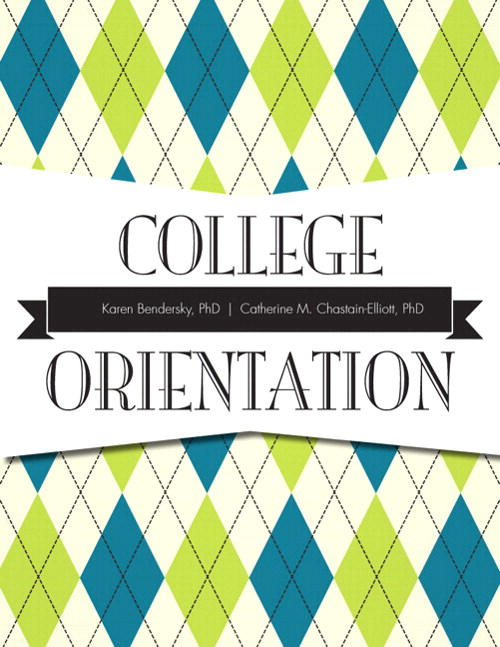 College Orientation Plus NEW MyStudentSuccessLab -- Access Card Package