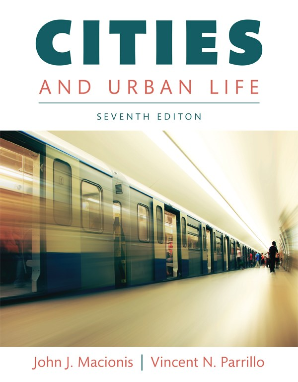 Cities and Urban Life, 7th Edition