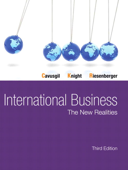 International Business: The New Realities Plus 2014 MyMangementLab with Pearson eText -- Access Card Package, 3rd Edition