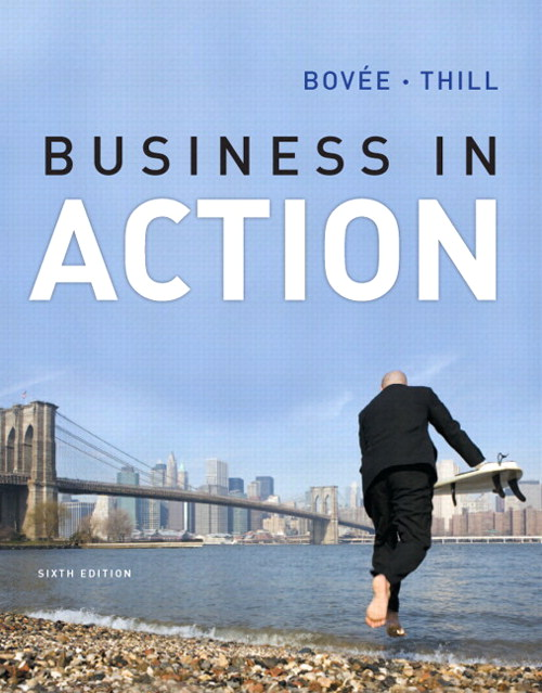Business in Action Plus 2014 MyBizLab with Pearson eText -- Access Card Package, 6th Edition