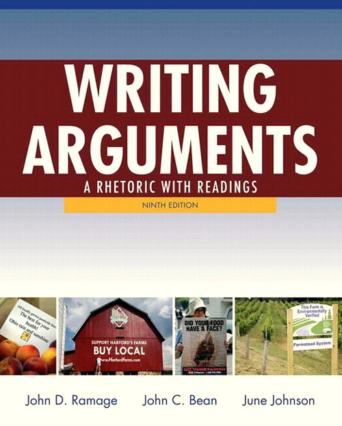 Writing Arguments: A Rhetoric with Readings with MyWritingLab with eText -- Access Card Package, 9th Edition