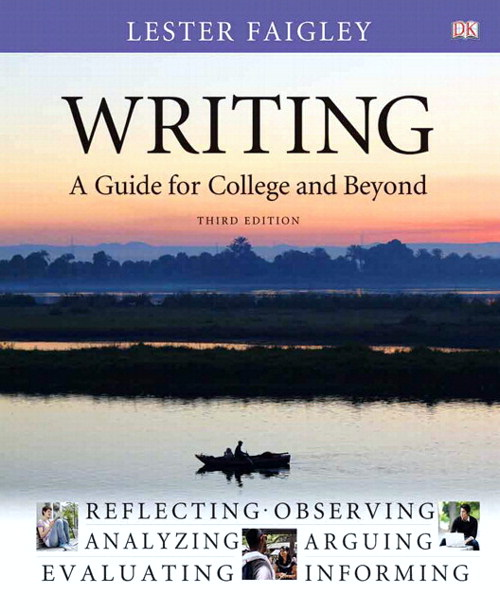 Writing: A Guide for College and Beyond with MyWritingLab with eText -- Access Card Package, 3rd Edition