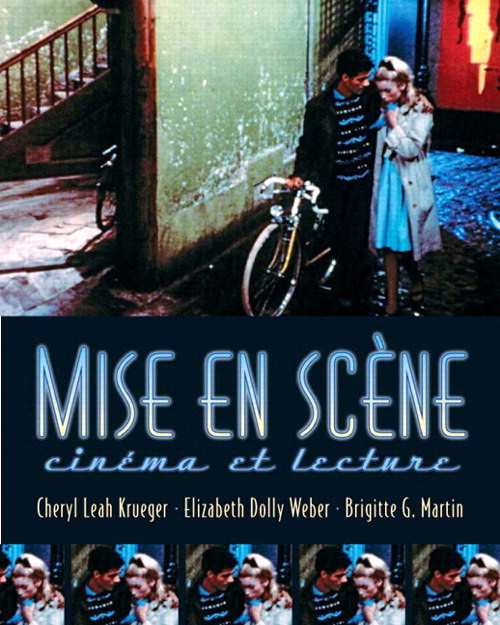 Mise en scène: cinéma et lecture Plus French Grammar Checker Access Card (one semester) -- Access Card Package