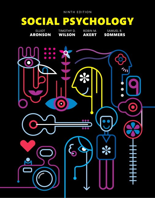 Social Psychology, 9th Edition