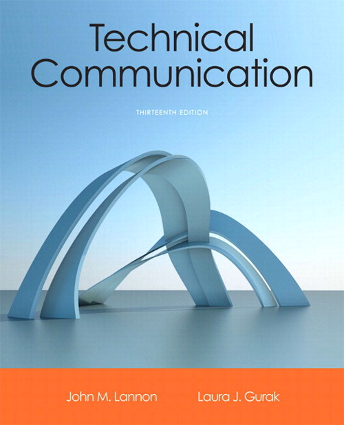 Technical Communication Plus MyWritingLab with eText -- Access Card Package, 13th Edition