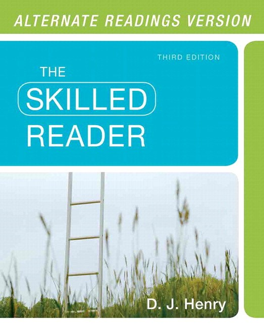 Skilled Reader, The, Alternate Edition Plus MyReadingLab with eText -- Access Card Package, 3rd Edition