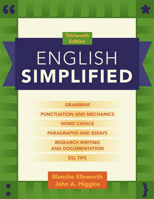 English Simplified Plus MyWritingLab with eText -- Access Card Package, 13th Edition