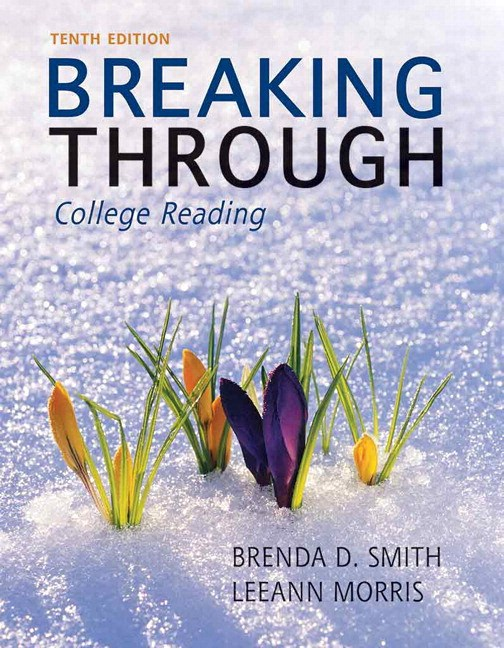 Breaking Through: College Reading Plus MyReadingLab with eText -- Access Card Package, 10th Edition