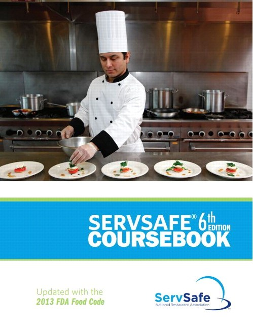 ServSafe CourseBook with Answer Sheet, Revised Plus NEW MyServSafeLab with Pearson eText -- Access Card Package, 6th Edition