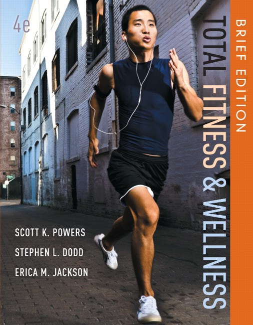 Total Fitness and Wellness, Brief Edition Plus MasteringHealth with eText -- Access Card Package, 4th Edition