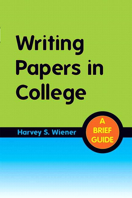 Writing Papers in College: A Brief Guide Plus MyWritingLab -- Access Card Package
