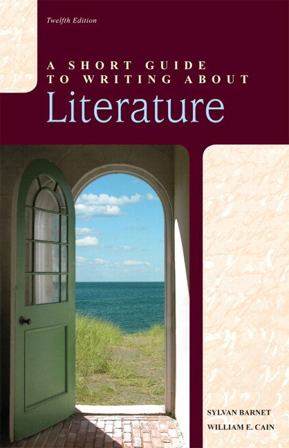 Short Guide to Writing about Literature, A,  Plus MyWritingLab -- Access Card Package, 12th Edition