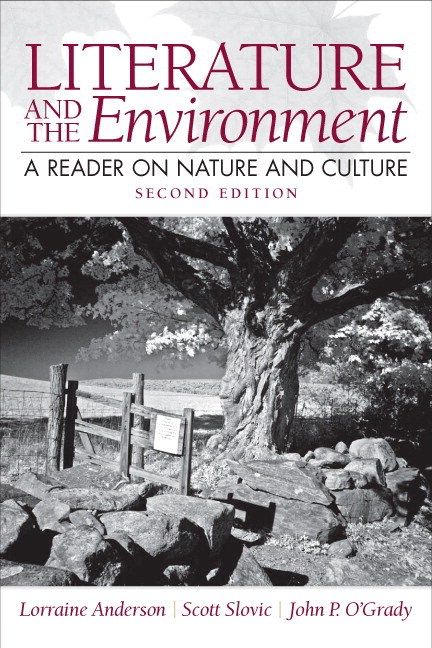Literature and the Environment: A Reader on Nature and Culture Plus MyLiteratureLab -- Access Card Package, 2nd Edition