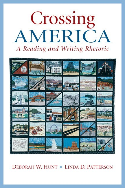 Crossing America: A Reading and Writing Rhetoric Plus MyLab Writing -- Access Card Package