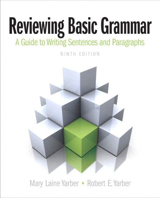 Reviewing Basic Grammar Plus MyWritingLab with eText -- Access Card Package, 9th Edition
