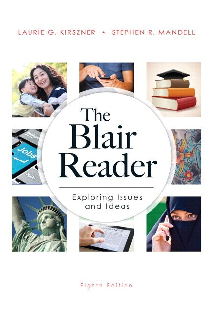 The Blair Reader Plus MyWritingLab with Pearson eText -- Access Card Package, 8th Edition