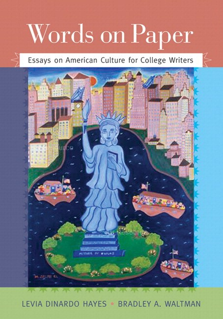 Words on Paper: Essays on American Culture for College Writers Plus MyLab Writing -- Access Card Package
