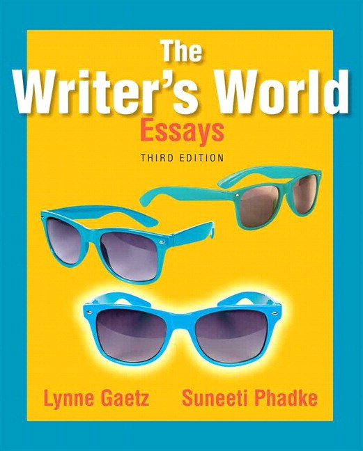 Writer's World, The: Essays Plus MyWritingLab with Pearson eText -- Access Card Package, 3rd Edition