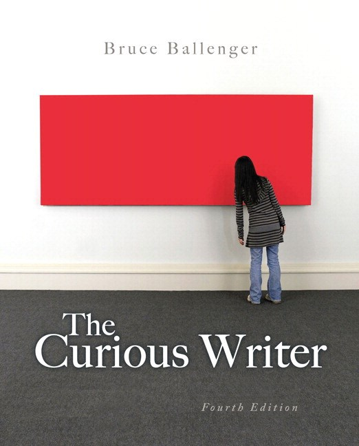 Curious Writer, The,  Plus MyWritingLab with eText -- Access Card Package, 4th Edition