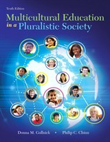 Multicultural Education in a Pluralistic Society, Enhanced Pearson eText with Loose-Leaf Version -- Access Card Package, 10th Edition